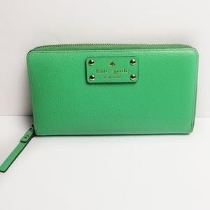 NWOT Kate Spade Large Jeanne Continental Wallet